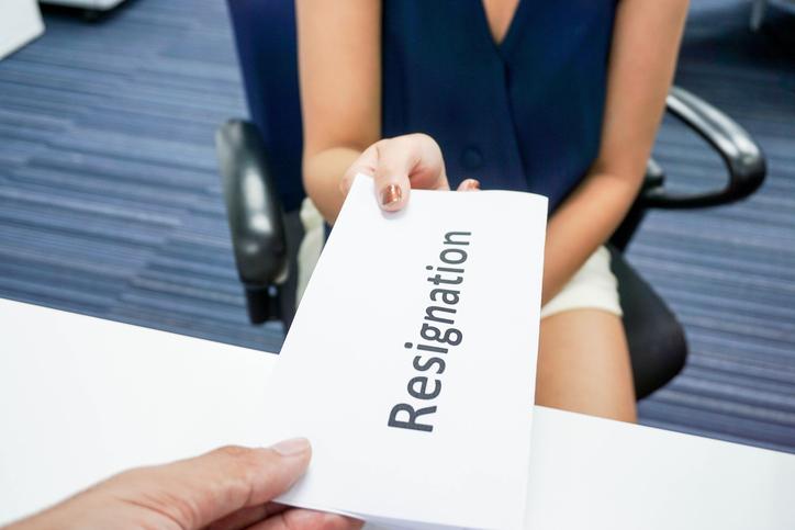 resigning guide