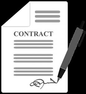bonus contract